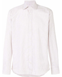 557926299 Men's White Check Long Sleeve Shirts from farfetch.com   Men's ...