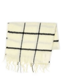 Topman Windowpane Scarf