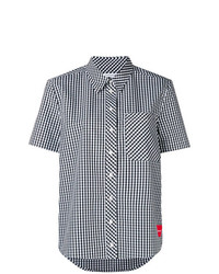 Calvin Klein Jeans Checked Printed Shirt