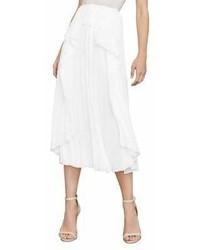Bre pleated midi skirt medium 6987212