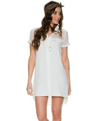 Swell My Boyfriend Shirt Dress