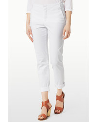 NYDJ Clean Chino Ankle In Twill