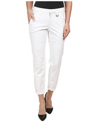 Jag Jeans Dana Tapered Boyfriend Chino Pant In Bay Twill