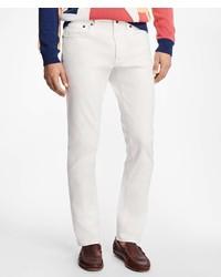Brooks Brothers Five Pocket Selvedge Twill Pants