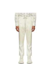 Stay Made Off White Carpenters Patch Trousers