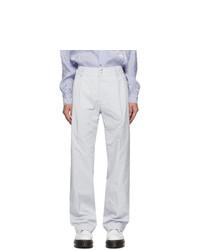 Keenkee Purple Wide Trousers