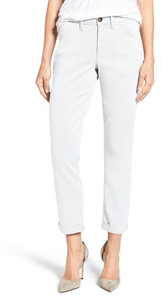 NYDJ Reese Relaxed Chino Pants