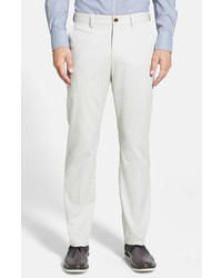 Nordstrom Shop Wrinkle Free Straight Leg Chinos