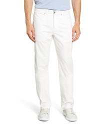 Peter Millar Soft Touch Twill Straight Leg Pants