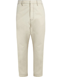 Golden Goose Deluxe Brand Straight Leg Chino Trousers
