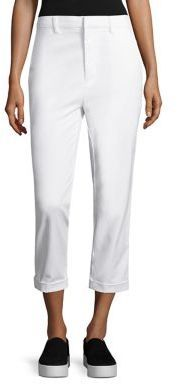 Vince Stretch Cotton Chino Pants