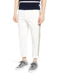 Scotch & Soda Stretch Cotton Twill Chinos