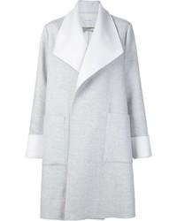Adam lippes shawl lapel coat medium 631759
