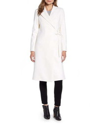 Ted Baker London Dezpina Long D Ring Wrap Coat