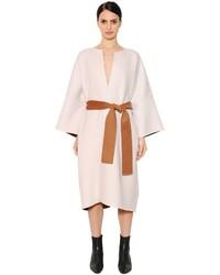 Jil Sander Oversized Delhi Double Cashmere Coat