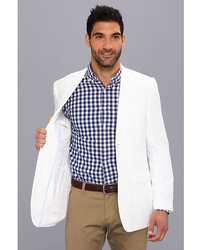Perry Ellis Linen Cotton Herringbone Jacket | Where to buy & how ...