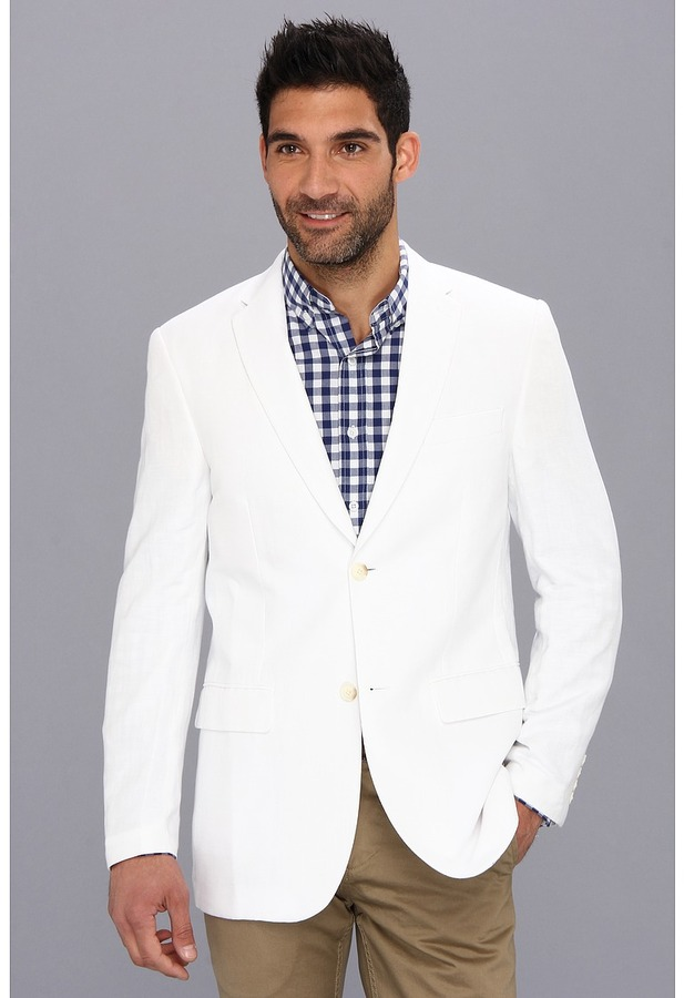 Find white cotton blazer at ShopStyle. Shop the latest collection of white cotton blazer from the most popular stores - all in one place.