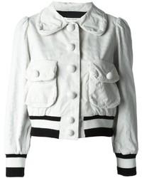 Marc Jacobs Corduroy Bomber Jacket