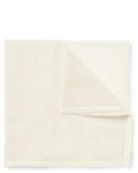 Marwood Fine Cotton Lace Pocket Square