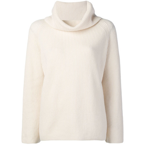 Max Mara Biblio Cowl Neck Sweater