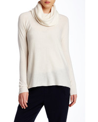 Vince Cashmere Cowl Neck Sweater
