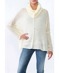 Seamed cowl pullover medium 377626