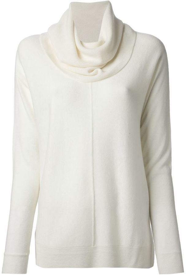 Vince Cowl Neck Sweater