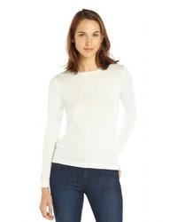525 America Beechwood Pima Cotton Crewneck Sweater