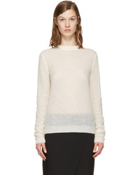 Acne Studios Off White Trixie Sweater