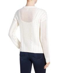 Paige Amory Open Knit Sweater