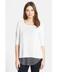 Eileen Fisher Ballet Neck Sweater