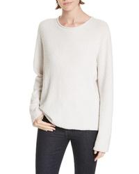Jenni Kayne Boucle Crewneck Sweater