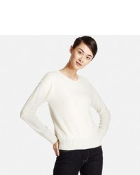 Uniqlo Cashmere Crew Neck Sweater
