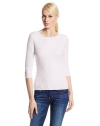 Colourworks Colour Works Cable Crew Neck Sweater