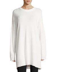 The Row Emiko Cashmere Tunic Sweater
