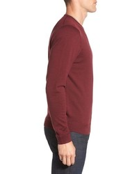 John W Nordstrom Wool Crewneck Sweater