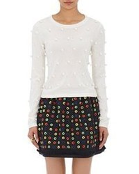 Lisa Perry Pom Pom Sweater