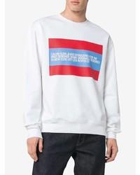 Calvin Klein Jeans Est. 1978 Logo Crew Neck Sweatshirt
