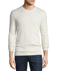 Michael Kors Michl Kors Interlock Long Sleeve Cashmere Sweater