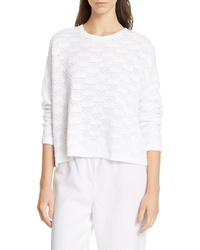 Eileen Fisher Milano Stitch Sweater