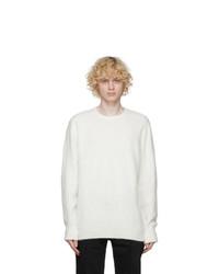Maison Margiela Off White Gauge 7 Sweater