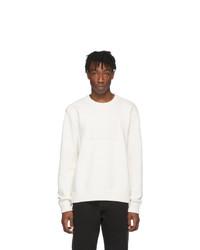 Maison Margiela Off White Memory Of Label Sweater