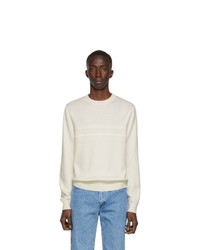 A.P.C. Off White Swilly Sweater