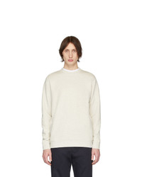 Norse Projects Off White Vagn Classic Crewneck Sweater