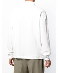 N. Hoolywood Oversized High Neck Sweater
