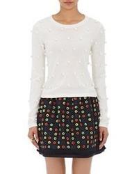 Lisa Perry Pom Pom Sweater