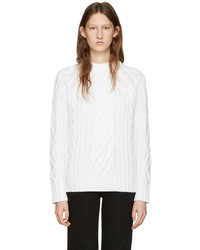 Rag & Bone Ivory Kiera Sweater