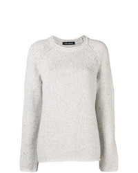 Iris von Arnim Round Neck Sweater