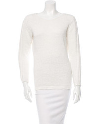 Rachel Zoe Scoop Neck Long Sleeve Sweater