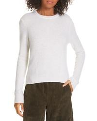 Vince Seam Detail Cashmere Sweater